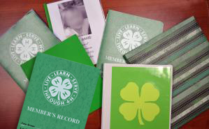 Clover covers-299x185 and record books