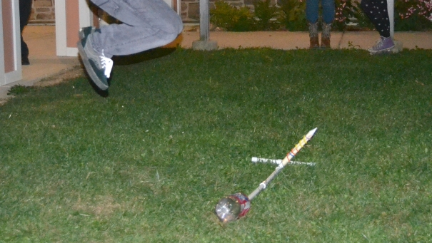 Rockets to the Rescue, National Youth Science Day