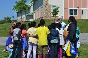 david and kids